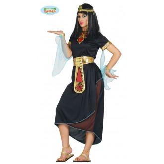 Kostým Egypťanky tmavý - L 42 44 - Svet-masiek.sk bf15e386595