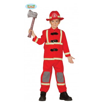 Kostýmy - Detský kostým hasič