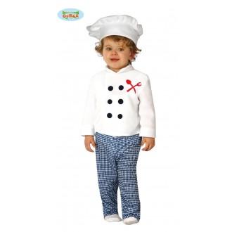 Kostýmy - Kuchár - kostým pre najmenších