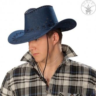 Klobúky - Kovbojský klobúk - Jeans