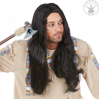 Indiáni - Indián Kiowa - karnevalová parochňa