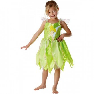 Kostýmy - Kostým Zvonilky Classic Big Print - licenčný kostým