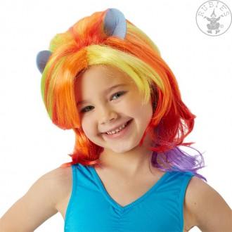 Parochne - MLP Rainbow Dash Wig - detská parochňa