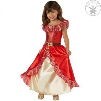 Kostýmy - Elena Deluxe - Child - licenční kostým