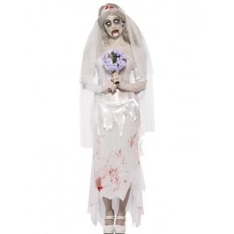 Kostýmy - Kostým zombie nevesty
