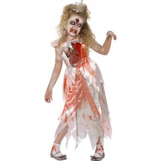 Kostýmy - Kostým zombie Šípková Ruženka