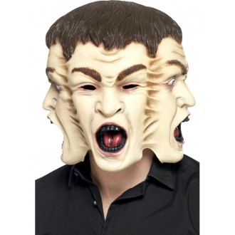 Masky - Maska 3 tváre