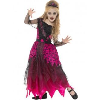 Kostýmy - Kostým halloweenská kráľovná