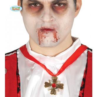 Bižutéria - Dracula kríž 6 cm