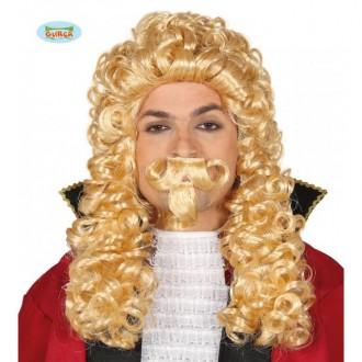 Parochne - Markíz - parochňa s briadkou blond