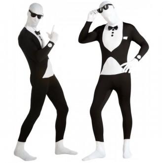 Kostýmy - 2nd Skin Tuxedo kostým