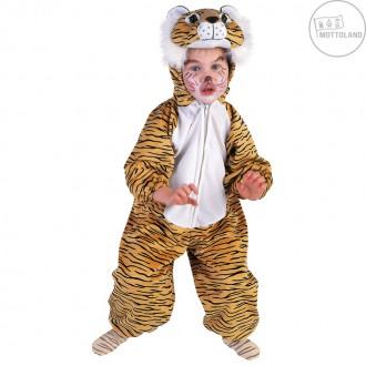 Kostýmy - Tiger - plyšový kostým