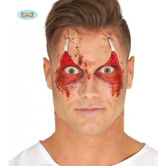 Halloween - Krvavo zdvihnutá viečka