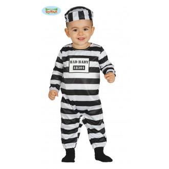 Kostýmy - BAD BABY - Malý väzeň