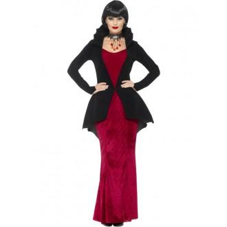 Kostýmy - Kostým vampírka dámsky