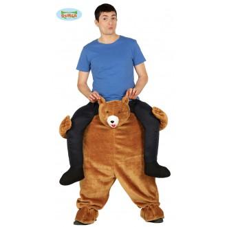 Kostýmy - Nesúci medveď - kostým