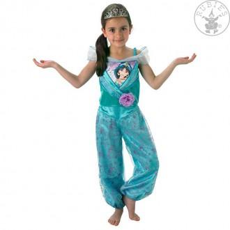 Kostýmy - Jasmine Aladdin Shimmer - kostým
