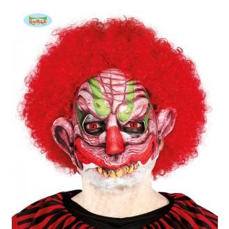 Halloween - Polomaska klaun-teror