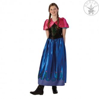 Kostýmy - Anna Frozen Child Classic LS