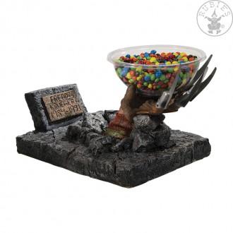 Halloween - Freddy Hand - miska na cukríky