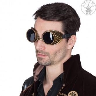 Okuliare - Steampunk Goggles - okuliare