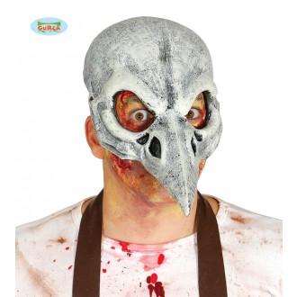 Masky - Maska vták lebka