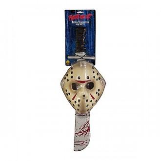 Masky - Jason maska + mačeta - licencie