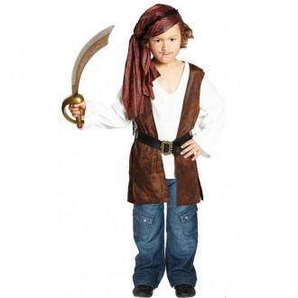 Kostýmy - Malý pirát - detský karnevalový kostým