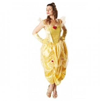 Kostýmy - Kostým Golden Belle Adult - licenčný kostým