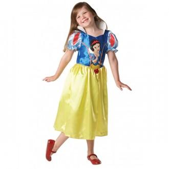 Kostýmy - Snow White Classic Big Print - licenčný kostým