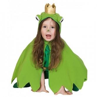 Kostýmy - Žabka pelerína