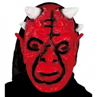 Mikuláš, anjel, čert - Maska čert