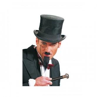 Doplnky - Profesor fúzy čierne