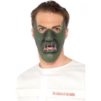 Masky - Mlčanie jahniat - maska