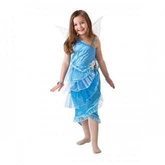 Kostýmy - Silvermist kostým s krídlami - licenčný kostým