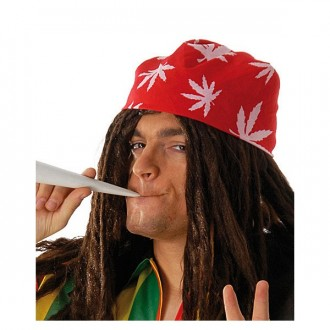 Doplnky - Hippie - čiapočka