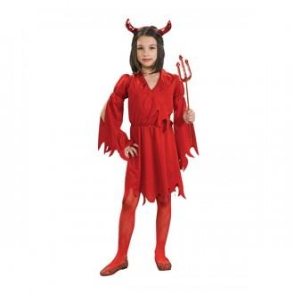 Kostýmy - Devil Girl - kostým