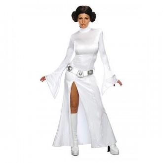 Kostýmy - Sexy kostým princezná Leia - Star Wars