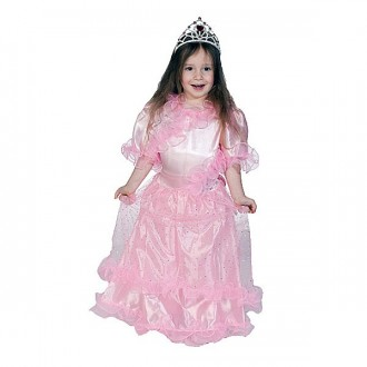Kostýmy - Princezná Elissa