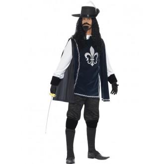 Kostýmy - Mušketýrský kostým pánský