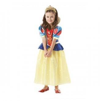 Kostýmy - Kostým Sparkle Snow White - licenčný kostým