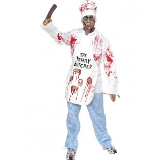 Kostýmy - Halloween kostým kuchára