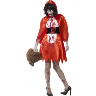 Kostýmy - Kostým zombie čiapočka