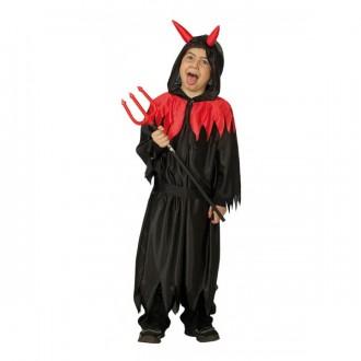 Mikuláš, anjel, čert - Malý čertík - detský karnevalový kostým