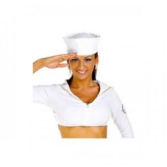 Klobúky - Námornícka čiapka Bonnet marin