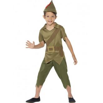 Kostýmy - Detský kostým Robin Hood