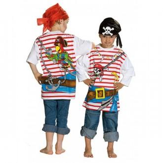 Kostýmy - Pirát triko