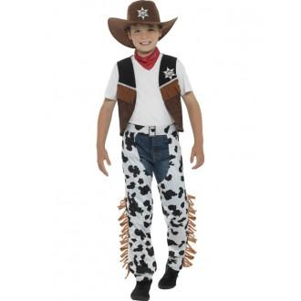 Kostýmy - Detský kostým kovboj