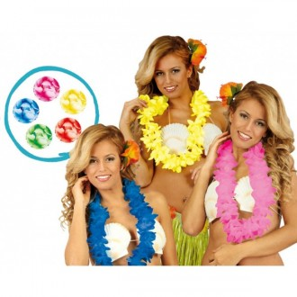 Havaj - Havajský veniec mix farieb