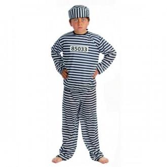 Kostýmy - Väzeň detský